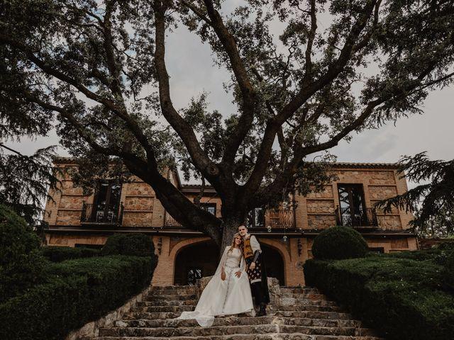 La boda de Guillermo y Mercedes en Toledo, Toledo 122