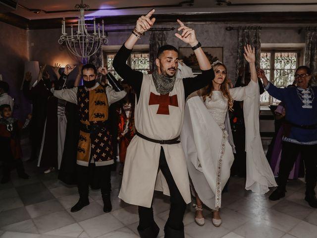 La boda de Guillermo y Mercedes en Toledo, Toledo 123
