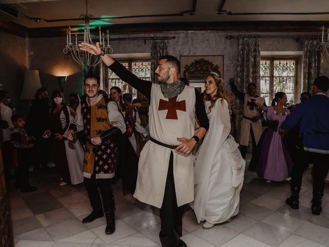La boda de Guillermo y Mercedes en Toledo, Toledo 124