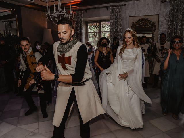 La boda de Guillermo y Mercedes en Toledo, Toledo 126
