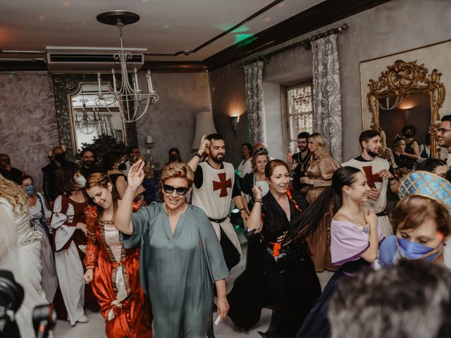 La boda de Guillermo y Mercedes en Toledo, Toledo 127