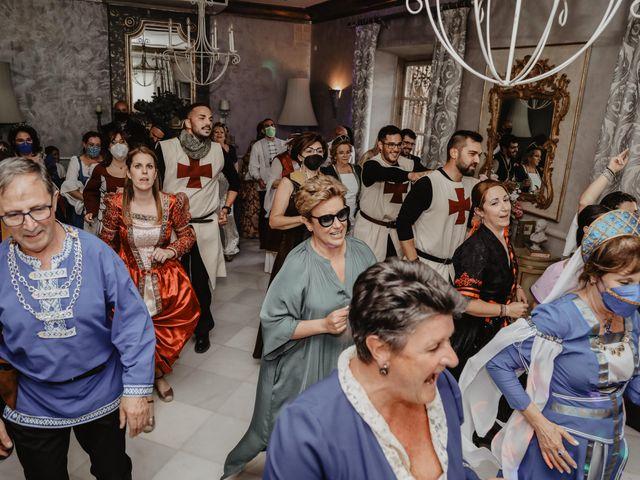 La boda de Guillermo y Mercedes en Toledo, Toledo 128