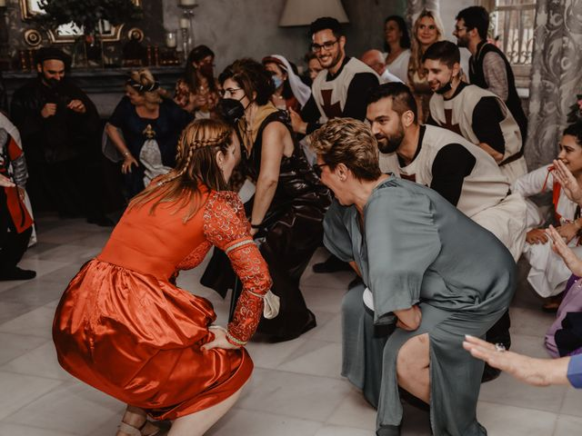 La boda de Guillermo y Mercedes en Toledo, Toledo 129