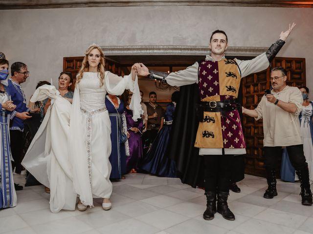 La boda de Guillermo y Mercedes en Toledo, Toledo 130