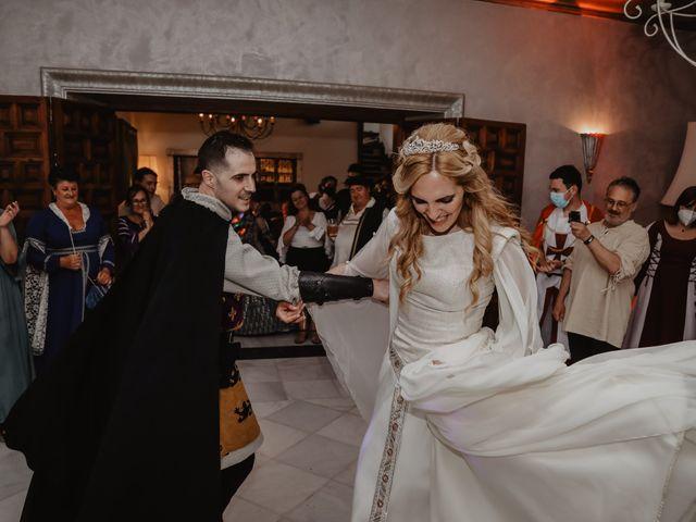La boda de Guillermo y Mercedes en Toledo, Toledo 131
