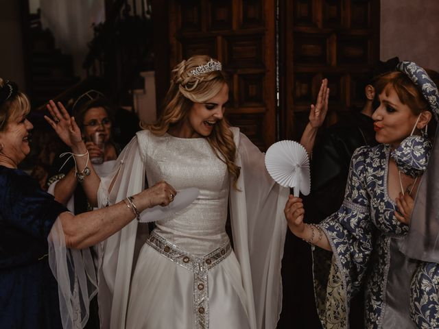 La boda de Guillermo y Mercedes en Toledo, Toledo 132