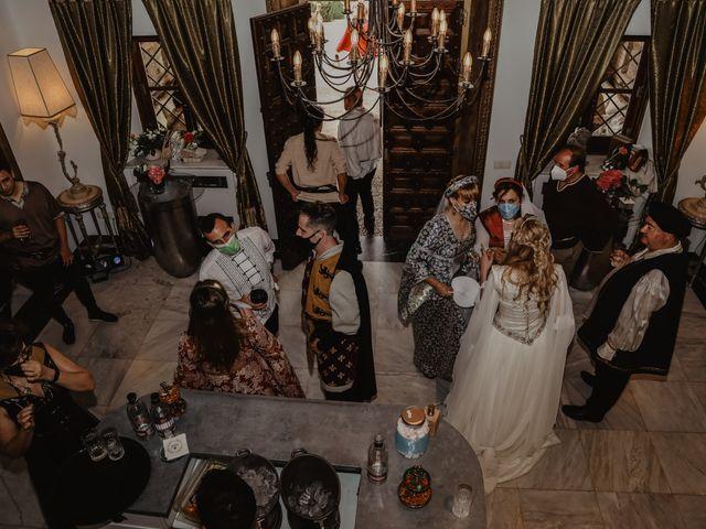 La boda de Guillermo y Mercedes en Toledo, Toledo 133