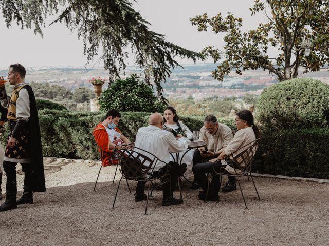 La boda de Guillermo y Mercedes en Toledo, Toledo 135