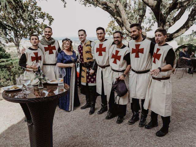 La boda de Guillermo y Mercedes en Toledo, Toledo 137