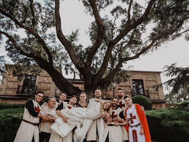 La boda de Guillermo y Mercedes en Toledo, Toledo 138