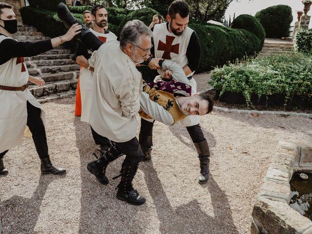 La boda de Guillermo y Mercedes en Toledo, Toledo 139