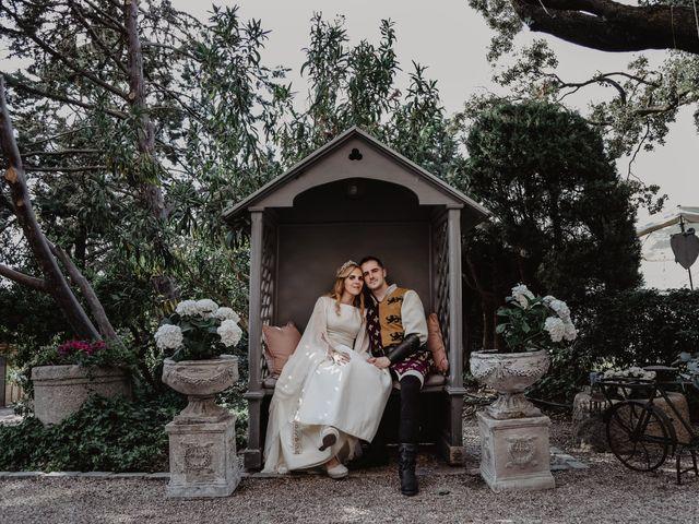 La boda de Guillermo y Mercedes en Toledo, Toledo 143