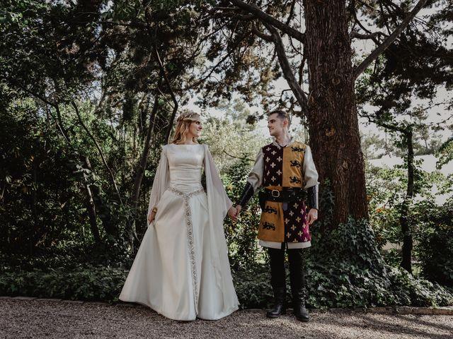 La boda de Guillermo y Mercedes en Toledo, Toledo 146