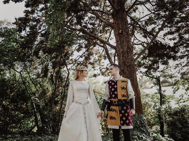 La boda de Guillermo y Mercedes en Toledo, Toledo 147