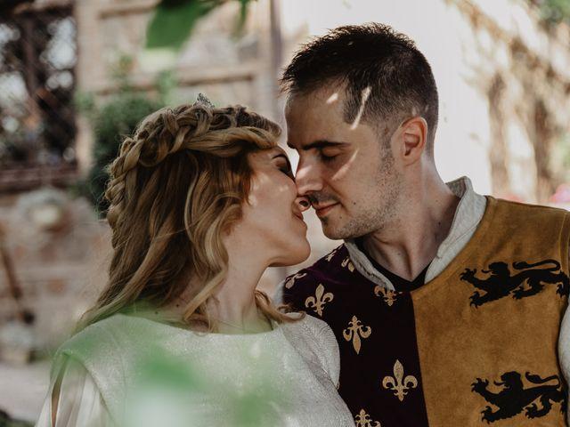 La boda de Guillermo y Mercedes en Toledo, Toledo 148