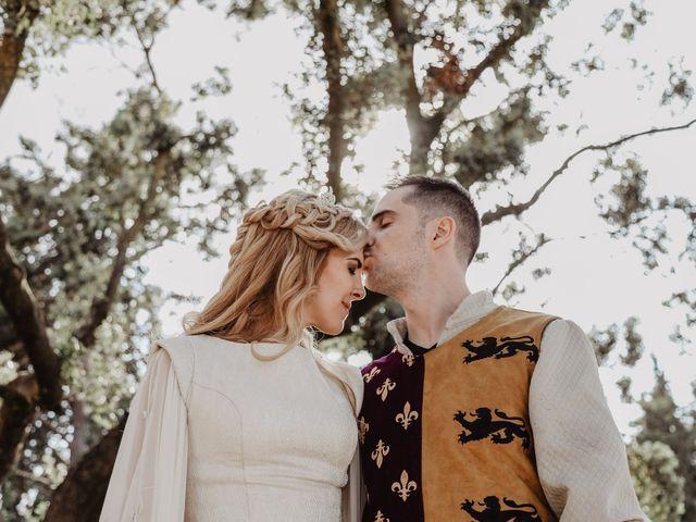 La boda de Guillermo y Mercedes en Toledo, Toledo 151