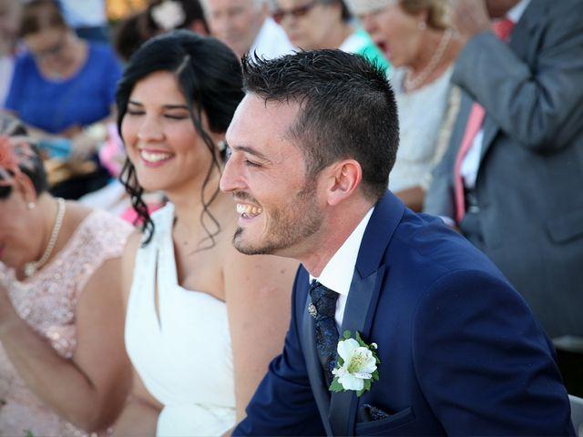 La boda de Ismael y Tatiana en Toledo, Toledo 19