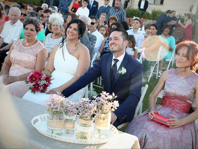 La boda de Ismael y Tatiana en Toledo, Toledo 20