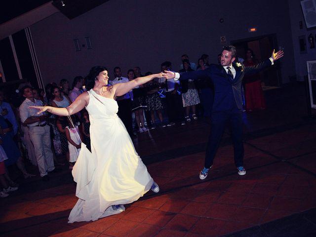 La boda de Ismael y Tatiana en Toledo, Toledo 28