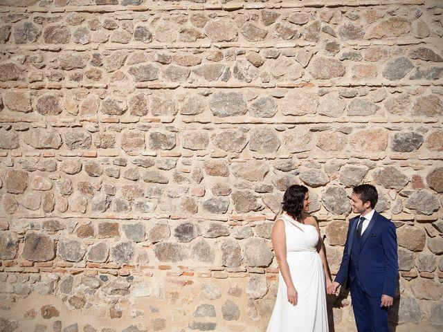 La boda de Ismael y Tatiana en Toledo, Toledo 35