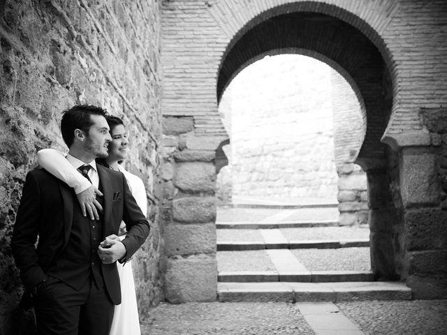 La boda de Ismael y Tatiana en Toledo, Toledo 38