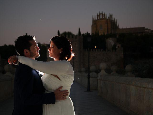 La boda de Ismael y Tatiana en Toledo, Toledo 43