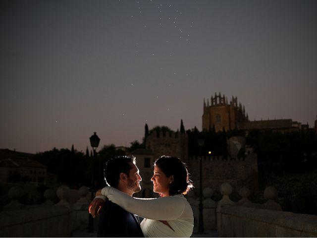 La boda de Ismael y Tatiana en Toledo, Toledo 44