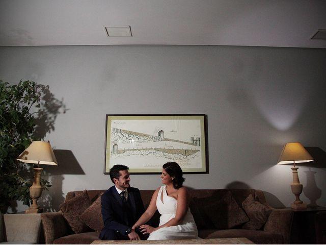 La boda de Ismael y Tatiana en Toledo, Toledo 45