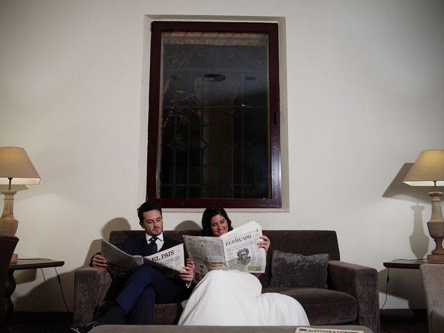 La boda de Ismael y Tatiana en Toledo, Toledo 46