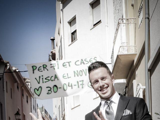 La boda de Oscar y Edda en Xàbia/jávea, Alicante 7