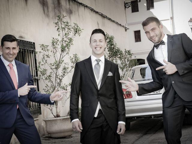 La boda de Oscar y Edda en Xàbia/jávea, Alicante 9