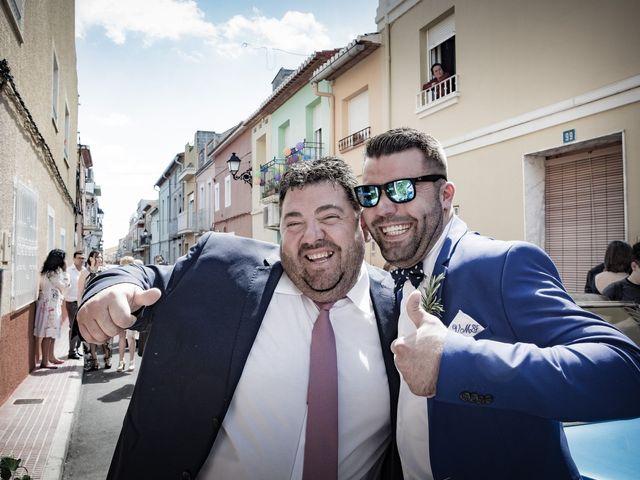 La boda de Oscar y Edda en Xàbia/jávea, Alicante 33