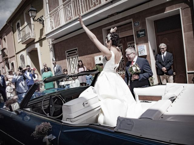 La boda de Oscar y Edda en Xàbia/jávea, Alicante 39