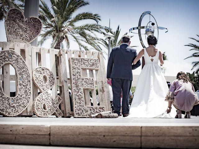 La boda de Oscar y Edda en Xàbia/jávea, Alicante 51