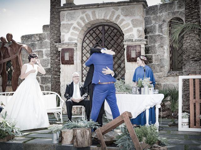La boda de Oscar y Edda en Xàbia/jávea, Alicante 63