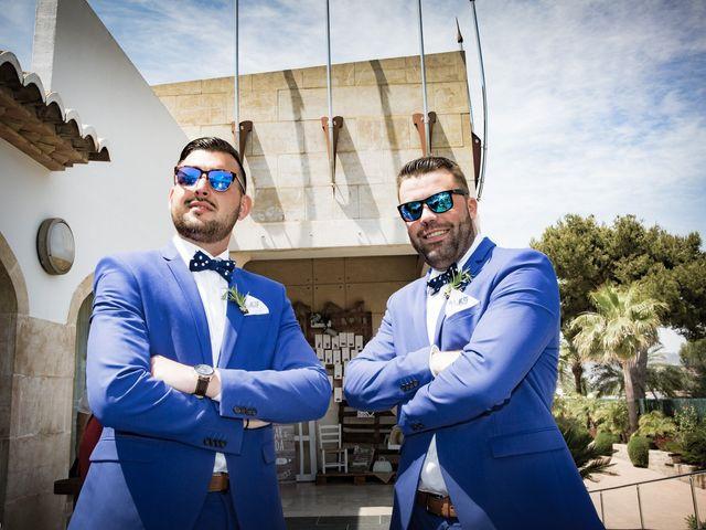 La boda de Oscar y Edda en Xàbia/jávea, Alicante 77