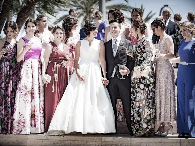 La boda de Oscar y Edda en Xàbia/jávea, Alicante 80