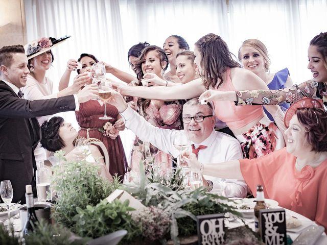 La boda de Oscar y Edda en Xàbia/jávea, Alicante 90