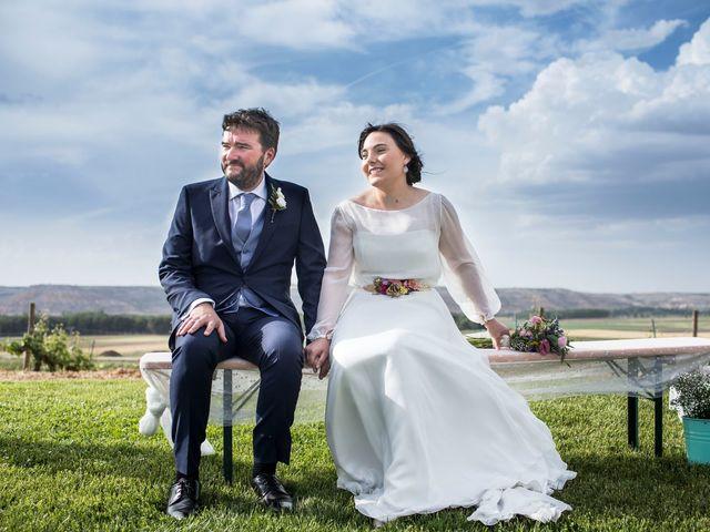 La boda de Miguel y Bea en Castrillo De Duero, Valladolid 9