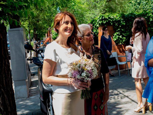 La boda de David y Chus en Rivas-vaciamadrid, Madrid 3