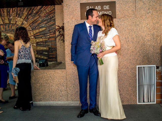 La boda de David y Chus en Rivas-vaciamadrid, Madrid 4
