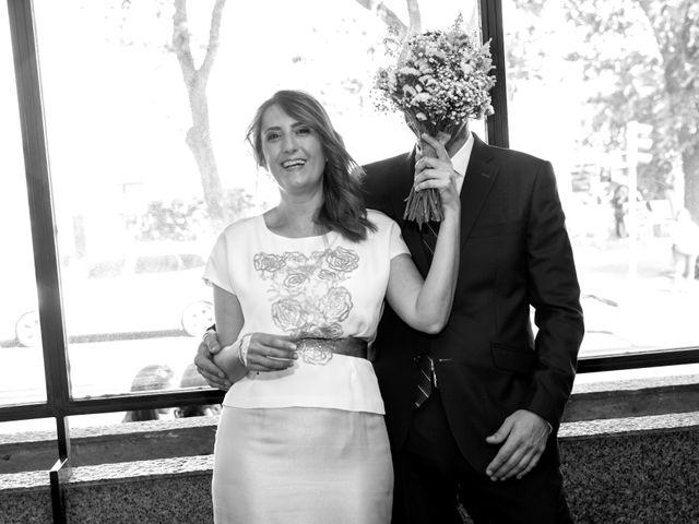 La boda de David y Chus en Rivas-vaciamadrid, Madrid 5