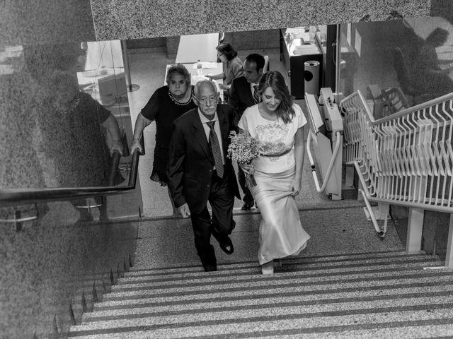 La boda de David y Chus en Rivas-vaciamadrid, Madrid 6