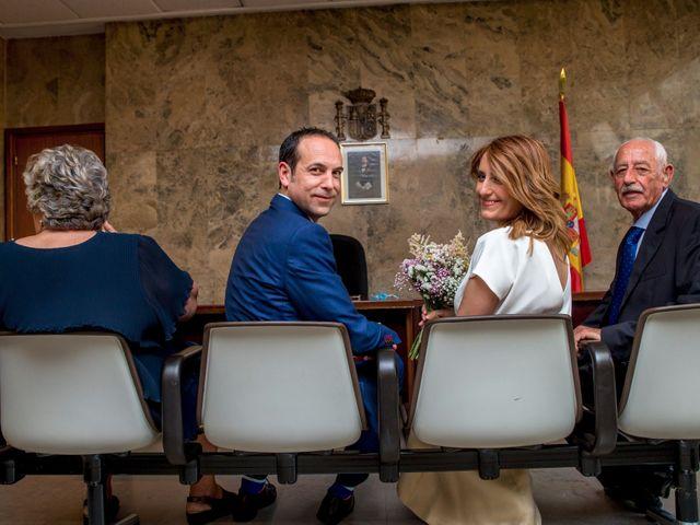 La boda de David y Chus en Rivas-vaciamadrid, Madrid 7