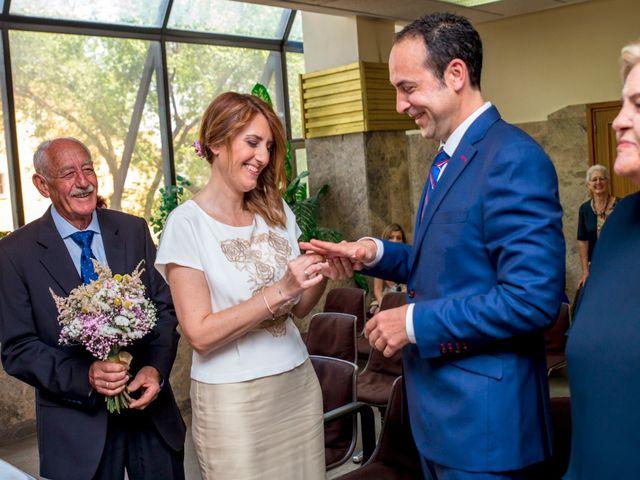 La boda de David y Chus en Rivas-vaciamadrid, Madrid 9