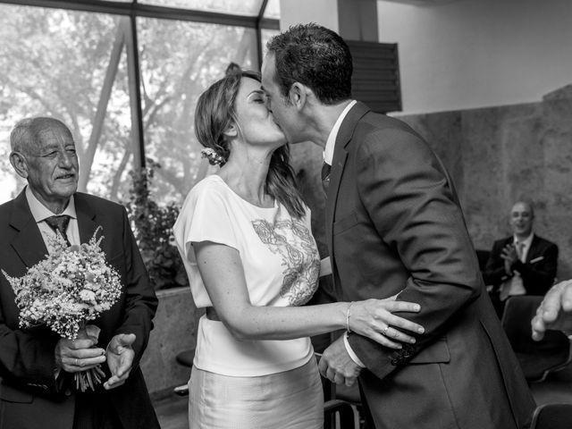 La boda de David y Chus en Rivas-vaciamadrid, Madrid 10