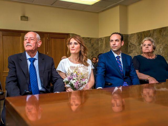 La boda de David y Chus en Rivas-vaciamadrid, Madrid 11