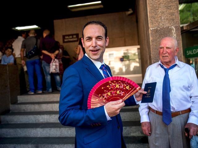 La boda de David y Chus en Rivas-vaciamadrid, Madrid 13