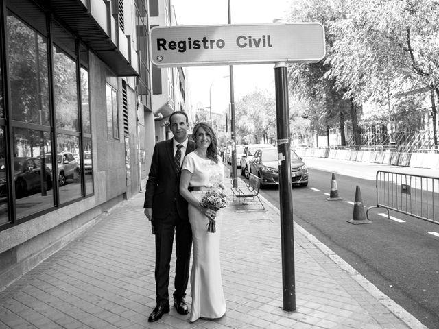 La boda de David y Chus en Rivas-vaciamadrid, Madrid 14