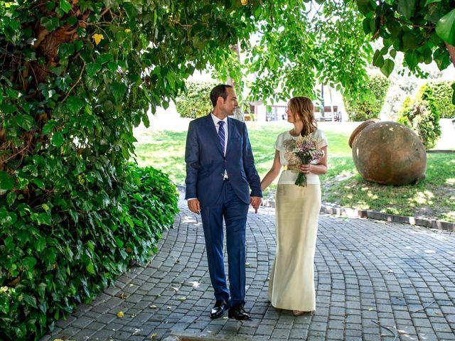 La boda de David y Chus en Rivas-vaciamadrid, Madrid 15